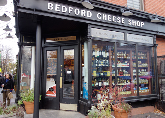 Brooklyn Cheese Shop, established in 2003