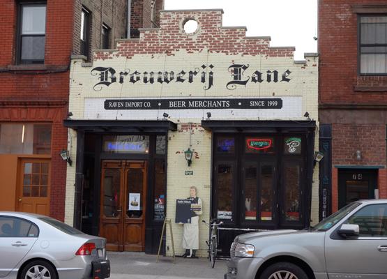Brouwerij-Lane