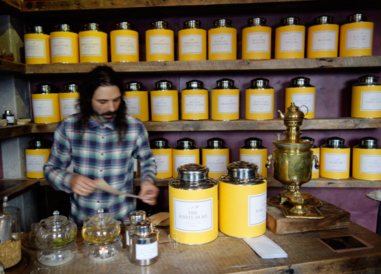 Michael Shannon of Bellocq Tea Atelier
