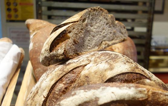 Miche, Bien Cuit's signature artisanal bread
