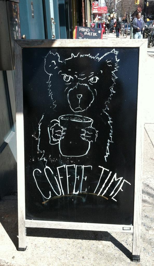 CoffeeTimeBear