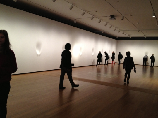The Art of Scent 1889-2012 is on display through February 24.