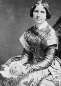 "Known as the ""Swedish Nightengale,"" Jenny Lind also was a student of Manuel Garcia and became world-famous for her operatic soprano. P.T. Barnum brought her to tour the US in 1851. Dress and even furniture styles were named for her."