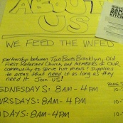 Hurricane Sandy Relief Kitchen is still out there needing support.