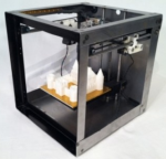 """For the home hobbyist or designer, this Solidoodle makes up to 6x6x6"""" objects and sells for around $500."""