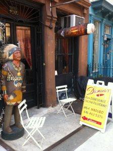 Diamante's Brooklyn Cigar Lounge on Oxford Street in Ft. Greene