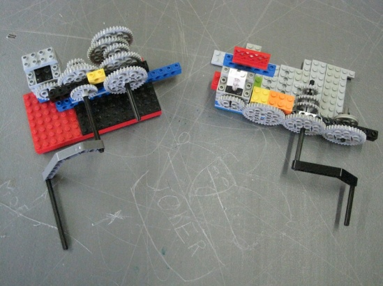 Just call it fun and make something! Like Lego Gadgets. At the Makery Pop Up, students explore STEM (Science, Technology, Engineering and Math) competencies using traditional design tools in addition to advanced digital fabrication tools. See Saturday for details.