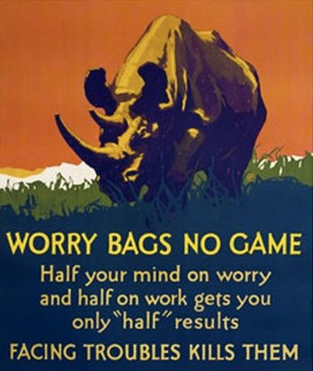 (Mather Company, posters from 1920s and 30s)