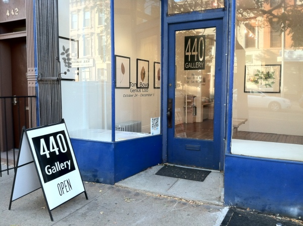 The artists' collective gallery at 440 Sixth Avenue has a friendly, neighborhood feel.