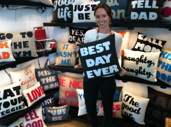 Alexandra Ferguson started small on etsy.com but now it's her full-time career.