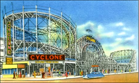 The Cyclone, Coney Island