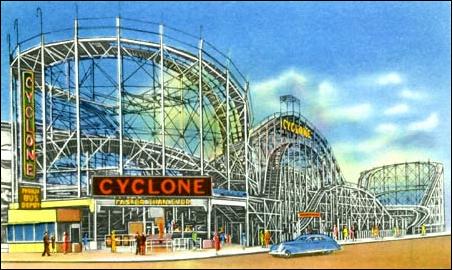 The Cyclone, Coney Island